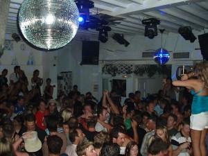 Mykonos-party